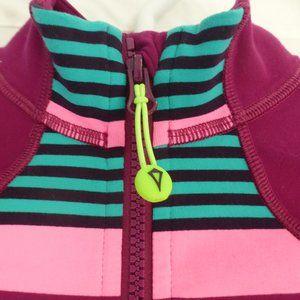Ivivva Jackets & Coats - IVIVVA, 6, zip up front jacket with thumbholes GUC